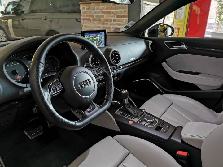 Audi RS3 2.5 TFSI 367 CV QUATTRO BVA Bleu - 5