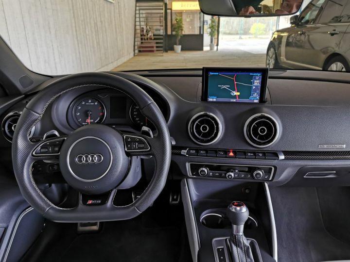 Audi RS3 2.5 TFSI 367 CV QUATTRO BVA Bleu - 6