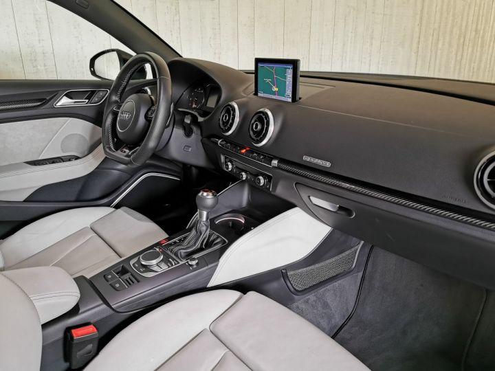 Audi RS3 2.5 TFSI 367 CV QUATTRO BVA Bleu - 7