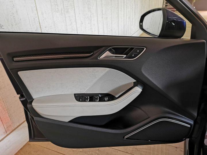 Audi RS3 2.5 TFSI 367 CV QUATTRO BVA Bleu - 8