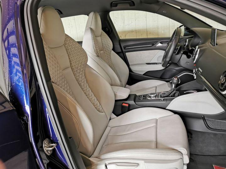 Audi RS3 2.5 TFSI 367 CV QUATTRO BVA Bleu - 10