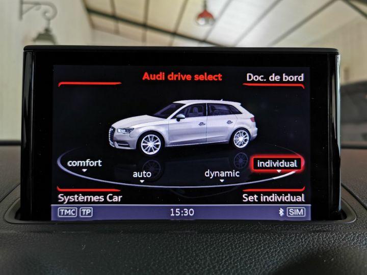 Audi RS3 2.5 TFSI 367 CV QUATTRO BVA Bleu - 12