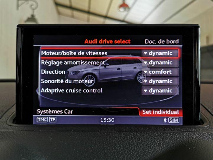 Audi RS3 2.5 TFSI 367 CV QUATTRO BVA Bleu - 13
