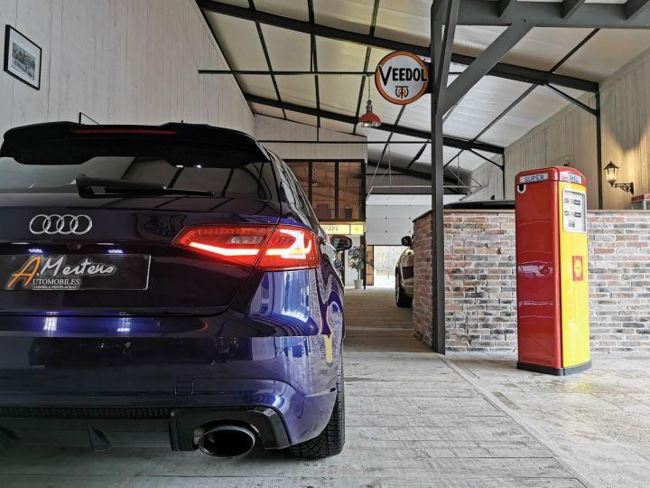 Audi RS3 2.5 TFSI 367 CV QUATTRO BVA Bleu - 15