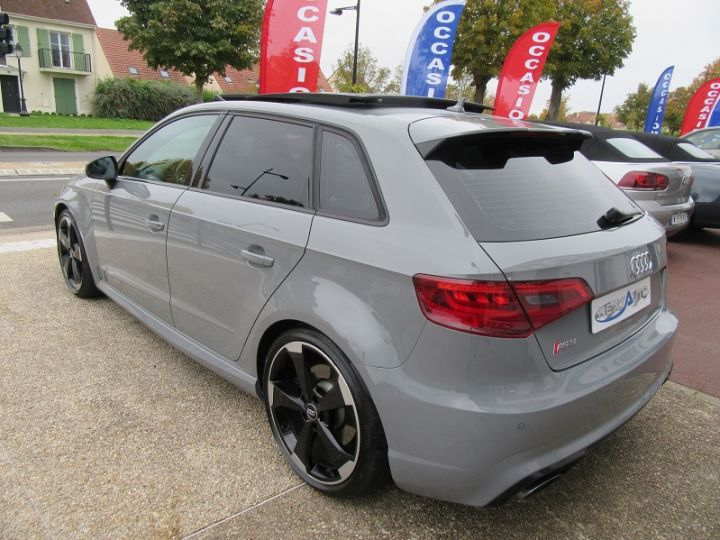 Audi RS3 2.5 TFSI 367CH QUATTRO S TRONIC 7 Gris Nardo Occasion - 3