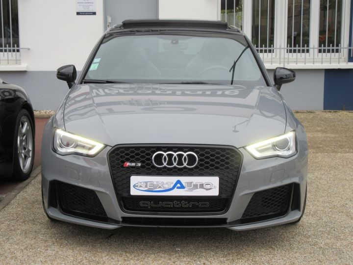 Audi RS3 2.5 TFSI 367CH QUATTRO S TRONIC 7 Gris Nardo Occasion - 6