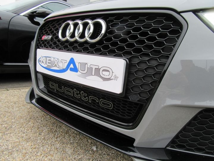 Audi RS3 2.5 TFSI 367CH QUATTRO S TRONIC 7 Gris Nardo Occasion - 7