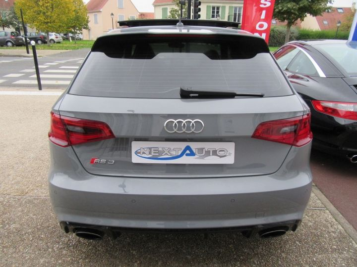 Audi RS3 2.5 TFSI 367CH QUATTRO S TRONIC 7 Gris Nardo Occasion - 9