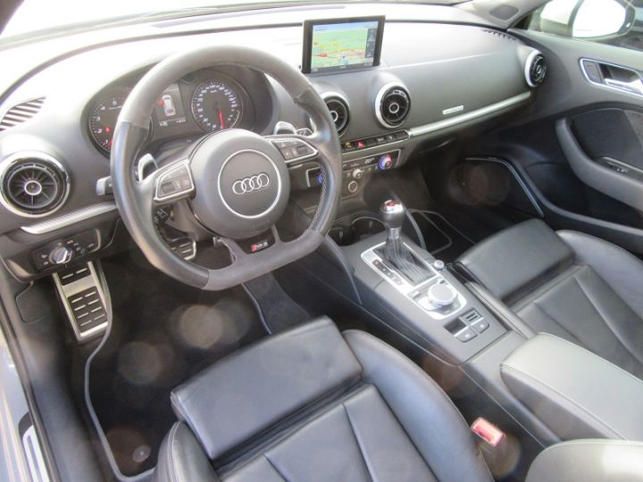 Audi RS3 2.5 TFSI 367CH QUATTRO S TRONIC 7 Gris Nardo Occasion - 2