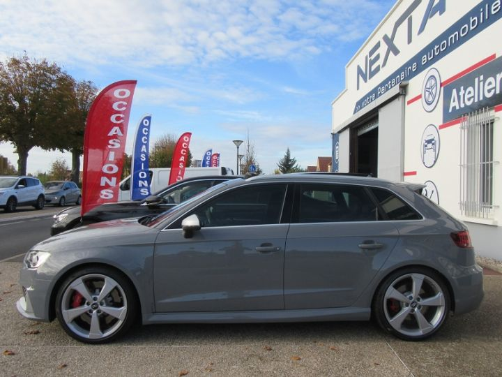 Audi RS3 2.5 TFSI 367CH QUATTRO S TRONIC 7 Gris Nardo Occasion - 5