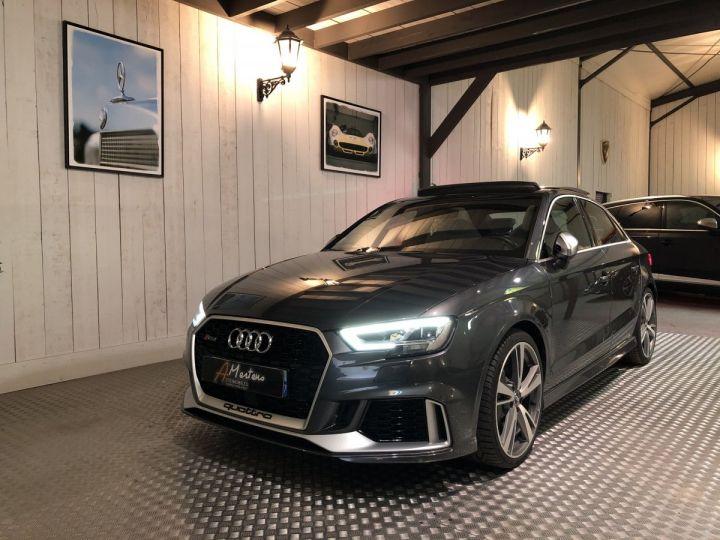 Audi RS3 2.5 TFSI 400 CV QUATTRO BVA Gris - 2