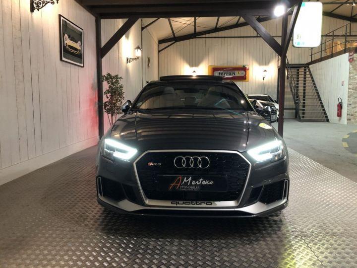 Audi RS3 2.5 TFSI 400 CV QUATTRO BVA Gris - 3