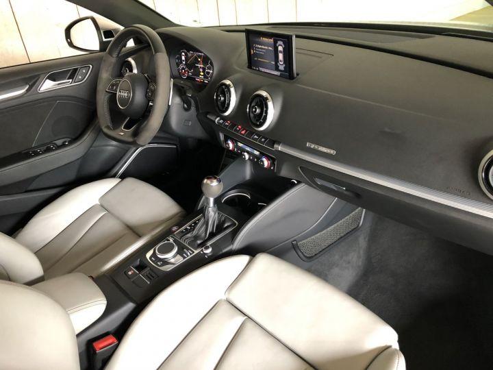 Audi RS3 2.5 TFSI 400 CV QUATTRO BVA Gris - 6