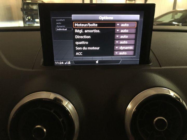 Audi RS3 2.5 TFSI 400 CV QUATTRO BVA Gris - 14
