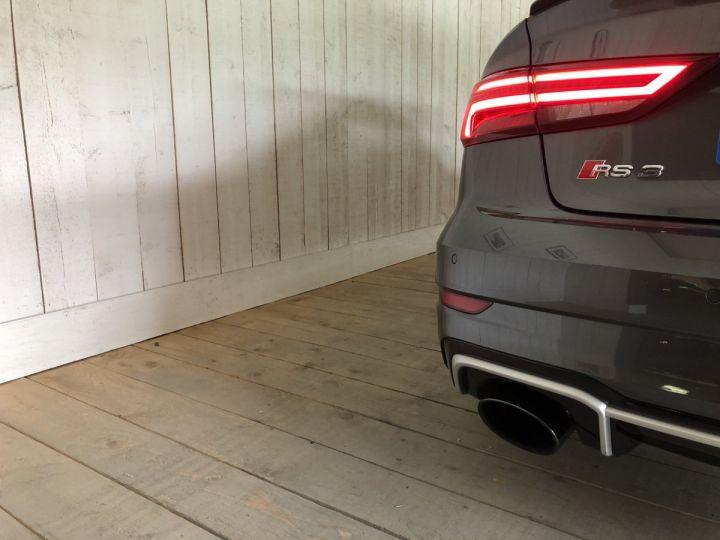 Audi RS3 2.5 TFSI 400 CV QUATTRO BVA Gris - 19