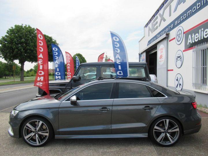Audi RS3 2.5 TFSI 400CH QUATTRO S TRONIC 7 Gris - 5