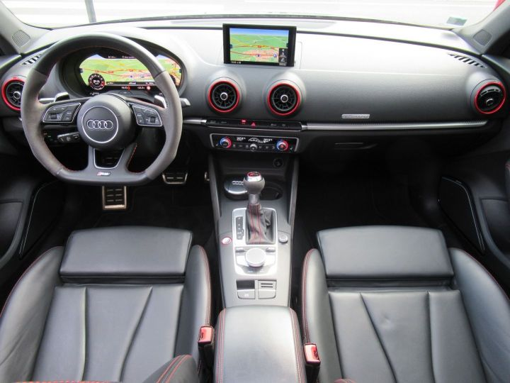 Audi RS3 2.5 TFSI 400CH QUATTRO S TRONIC 7 Gris - 8