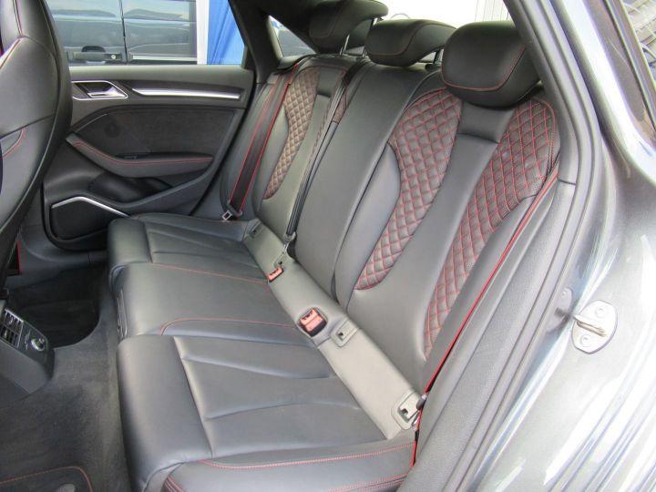 Audi RS3 2.5 TFSI 400CH QUATTRO S TRONIC 7 Gris - 9