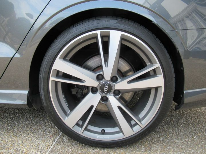 Audi RS3 2.5 TFSI 400CH QUATTRO S TRONIC 7 Gris - 10
