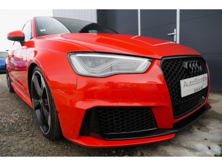 Audi RS3 2.5 TFSI QUATTRO 367 cv Orange - 3