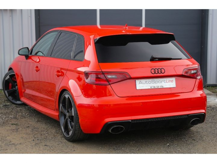Audi RS3 2.5 TFSI QUATTRO 367 cv Orange - 4