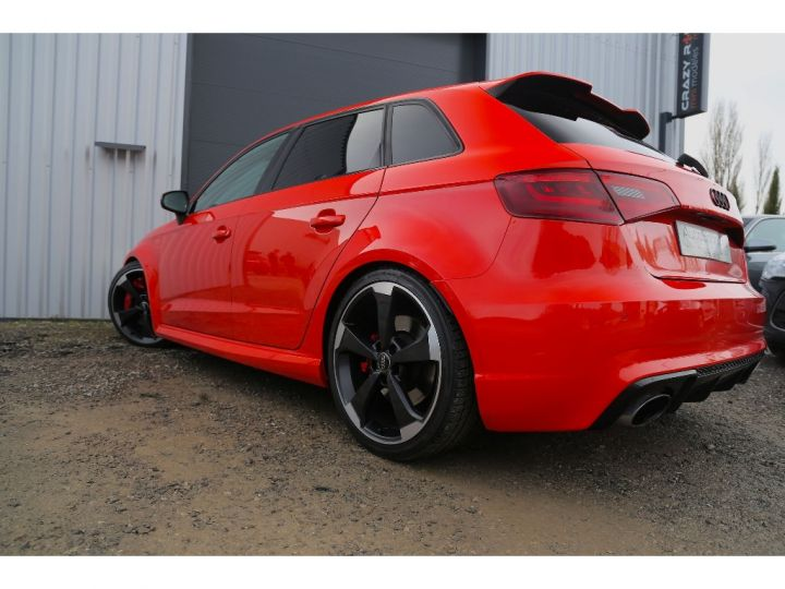 Audi RS3 2.5 TFSI QUATTRO 367 cv Orange - 5