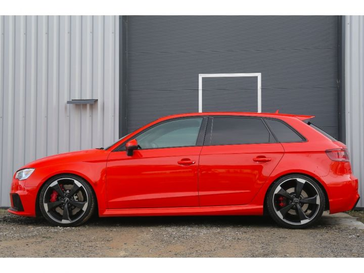 Audi RS3 2.5 TFSI QUATTRO 367 cv Orange - 6