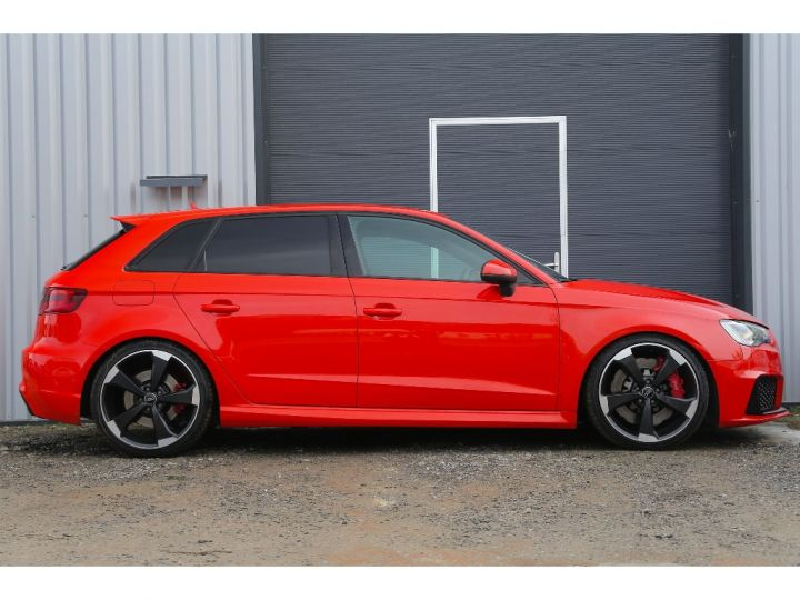 Audi RS3 2.5 TFSI QUATTRO 367 cv Orange - 7