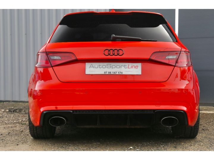 Audi RS3 2.5 TFSI QUATTRO 367 cv Orange - 8