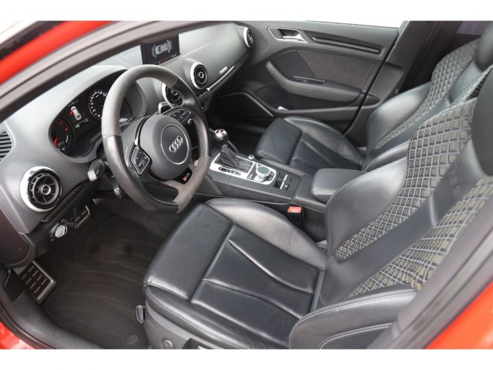 Audi RS3 2.5 TFSI QUATTRO 367 cv Orange - 10