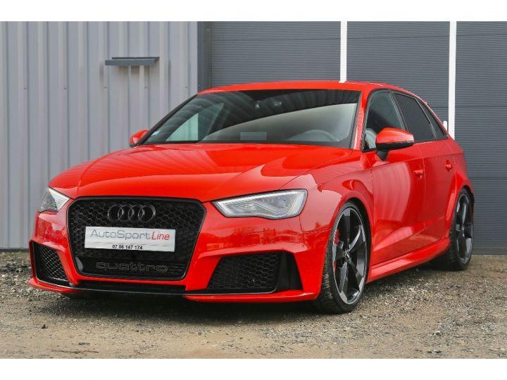 Audi RS3 2.5 TFSI quattro 367 cv Orange - 1