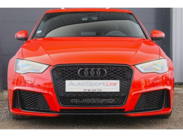 Audi RS3 2.5 TFSI quattro 367 cv Orange - 2