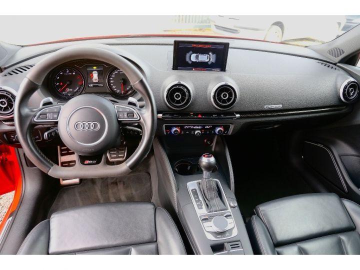 Audi RS3 2.5 TFSI quattro 367 cv Orange - 9