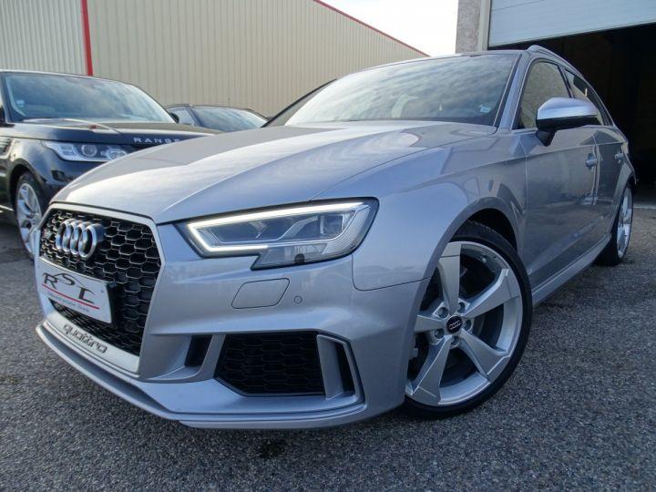 Audi RS3 400PS 2.5L Sportback S Tronic/ Greens cermaique  Magntic ride MMI + Bluetooth argent met - 1