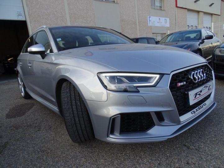Audi RS3 400PS 2.5L Sportback S Tronic/ Greens cermaique  Magntic ride MMI + Bluetooth argent met - 4