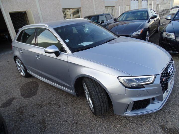 Audi RS3 400PS 2.5L Sportback S Tronic/ Greens cermaique  Magntic ride MMI + Bluetooth argent met - 5