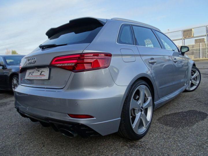 Audi RS3 400PS 2.5L Sportback S Tronic/ Greens cermaique  Magntic ride MMI + Bluetooth argent met - 9