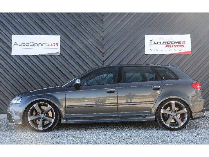 Audi RS3 450 cv Sportback 2.5 TFSI GRIS - 3