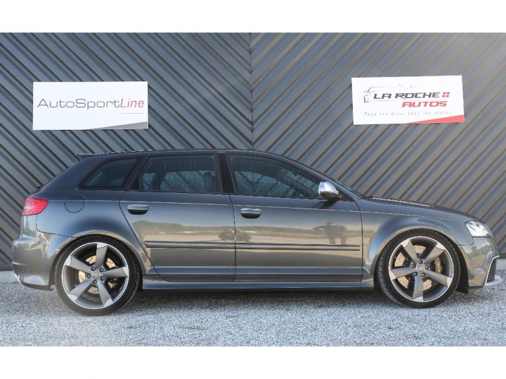 Audi RS3 450 cv Sportback 2.5 TFSI GRIS - 4
