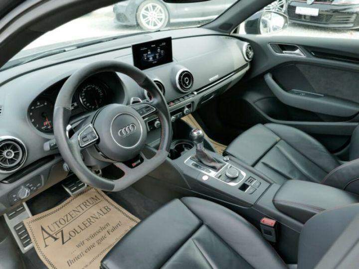 Audi RS3 Audi RS3 SportBack 2.5TFSI 367ch Quattro Stronic7 Gris Foncé - 11