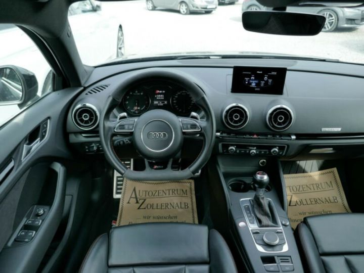 Audi RS3 Audi RS3 SportBack 2.5TFSI 367ch Quattro Stronic7 Gris Foncé - 13