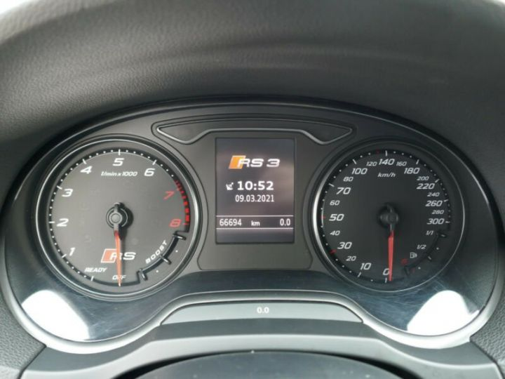 Audi RS3 Audi RS3 SportBack 2.5TFSI 367ch Quattro Stronic7 Gris Foncé - 19