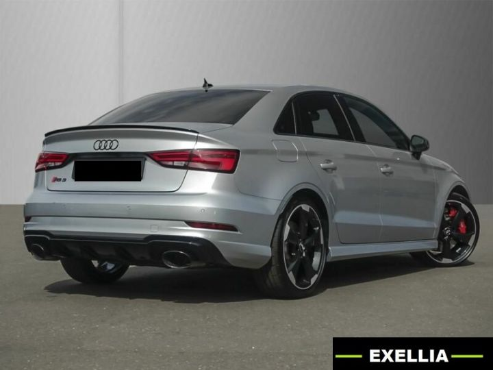 Audi RS3 BERLINE 4P 2.5 TFSI 400 S TRONIC GRIS Occasion - 1