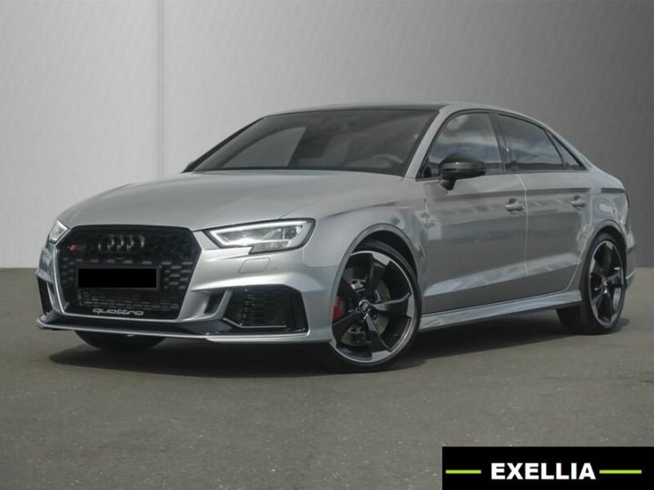 Audi RS3 BERLINE 4P 2.5 TFSI 400 S TRONIC GRIS Occasion - 2