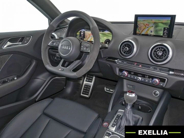 Audi RS3 BERLINE 4P 2.5 TFSI 400 S TRONIC GRIS Occasion - 6