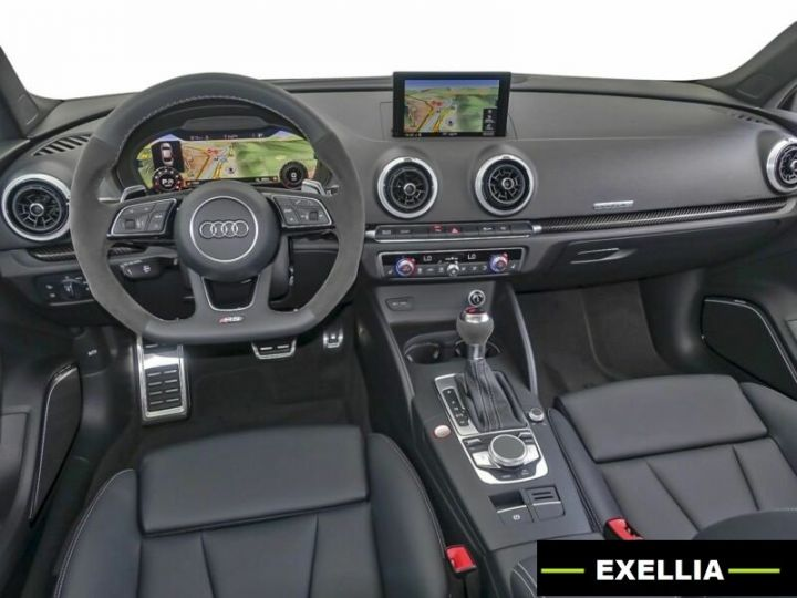 Audi RS3 BERLINE 4P 2.5 TFSI 400 S TRONIC GRIS Occasion - 7
