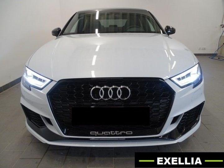 Audi RS3 BERLINE QUATTRO  BLANC Occasion - 1