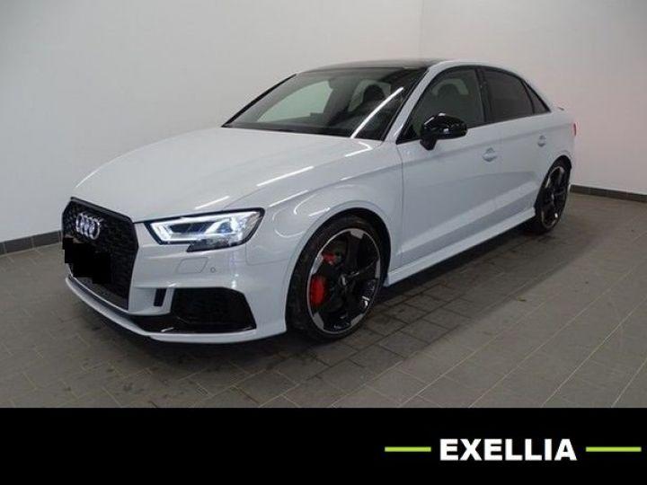 Audi RS3 BERLINE QUATTRO  BLANC Occasion - 4