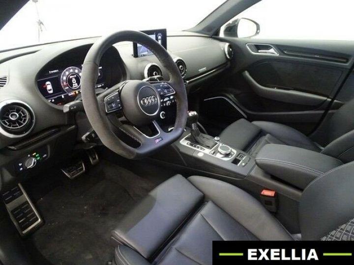 Audi RS3 BERLINE QUATTRO  BLANC Occasion - 8