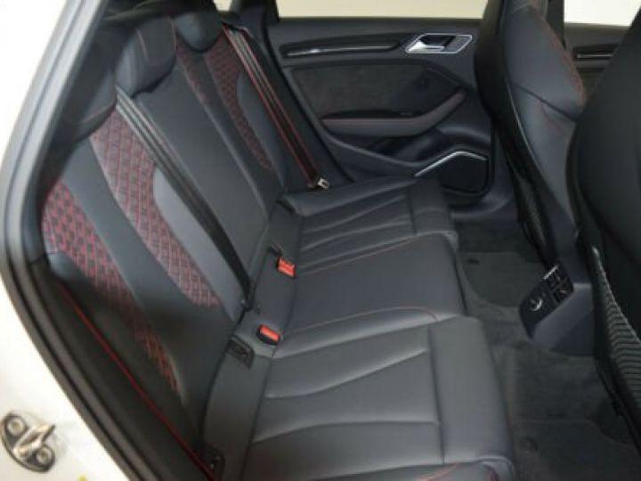 Audi RS3 Limousine 2.5 TFSI quattro S tronic  - 8
